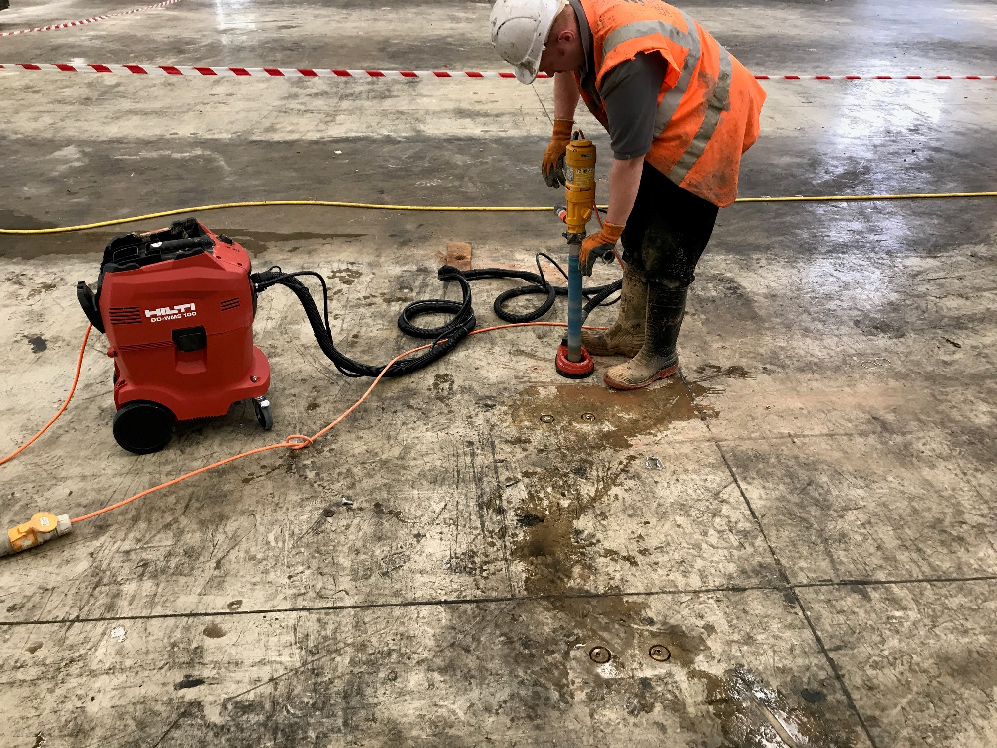 Concrete Floor Joints & Crack Repairs - Level Best Concrete