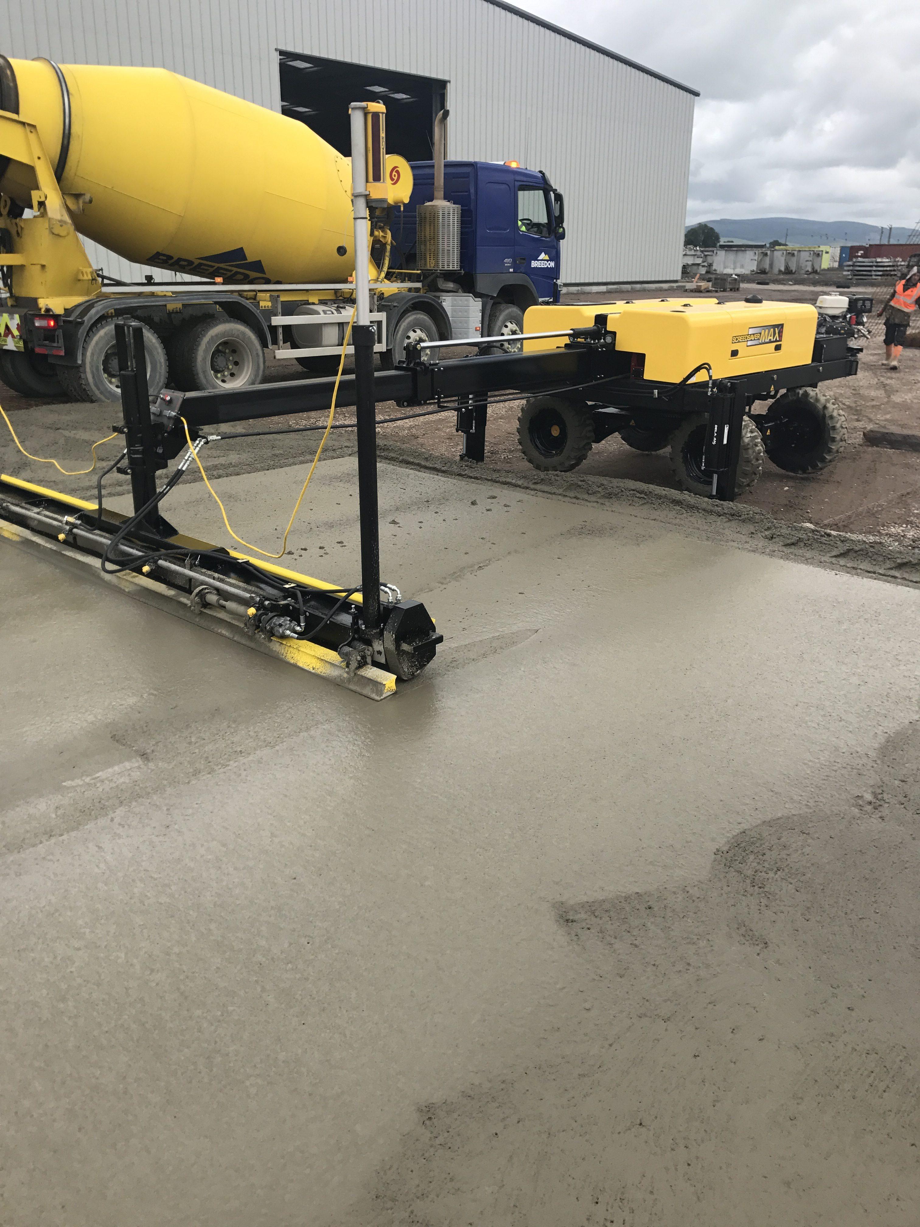 Laser Screed Concrete Flooring Level Best Concrete Flooring