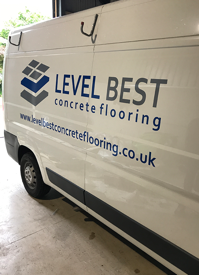 Brand New Delivery For Level Best Level Best Concrete