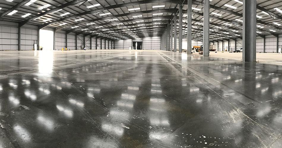 Industrial Concrete Flooring Contractors Complete 100 000