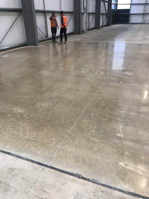 Warehouse Floor Refurbishment In Northampton Level Best