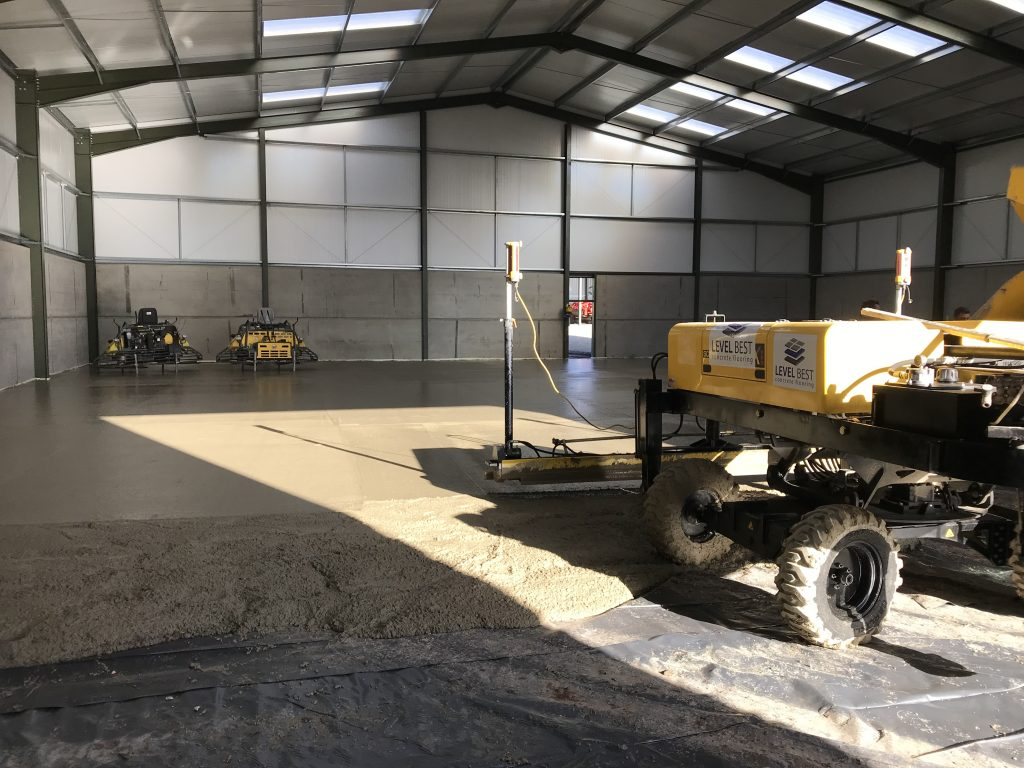 best flooring for office. Level Best Concrete Flooring Has Recently Completed The Installation Of A New Ground Floor Warehouse Slab With Office Mezzanine For E