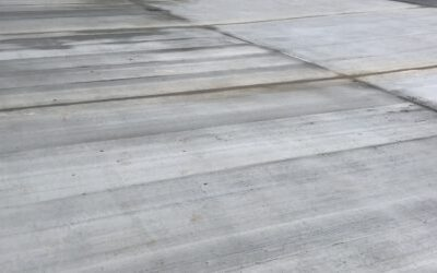External concrete flooring professionally laid by industrial concrete flooring contractor Level Best Concrete Flooring Limited