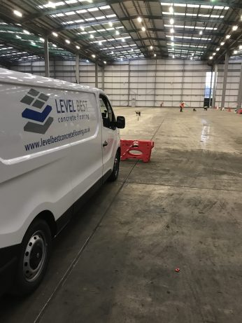 During the FRS process we protect our work and operatives from other trades by installing purpose built temporary barriers to ensure the flooring improvement works are monitored and managed correctly