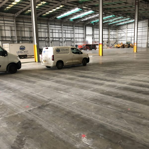 Concrete floor renovating in Birmingham by Level Best