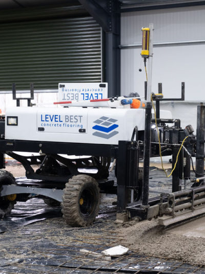 Similar in design and operation to the SRS-4, this machine allows Level Best to accommodate multiple contracts throughout the UK at anyone time