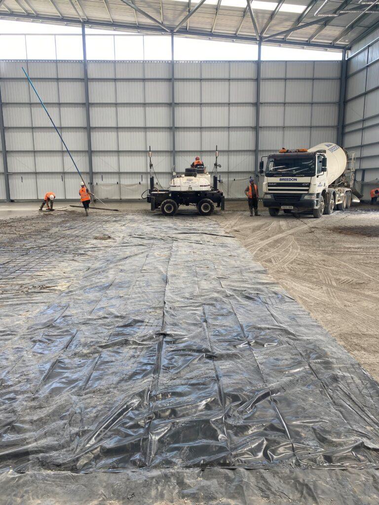 Laser screed concrete flooring contractors Level Best Concrete Flooring in Wakefield, West Yorkshire